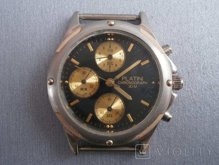 Часы кварцевые Platini, фото №2