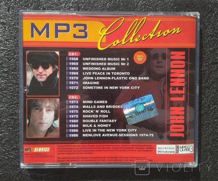 Джон Леннон / John Lennon. Подвійний CD-альбом., фото №3