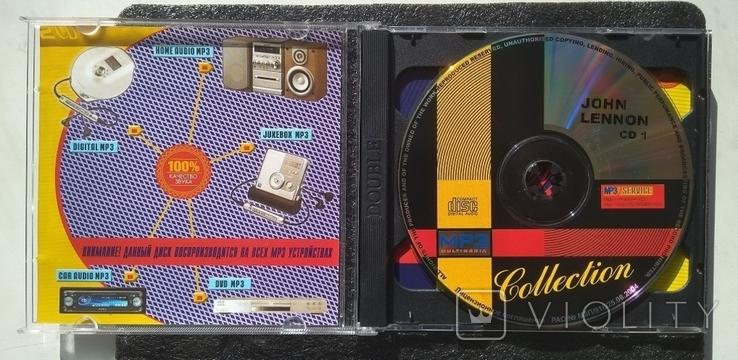 Джон Леннон / John Lennon. Подвійний CD-альбом., фото №4