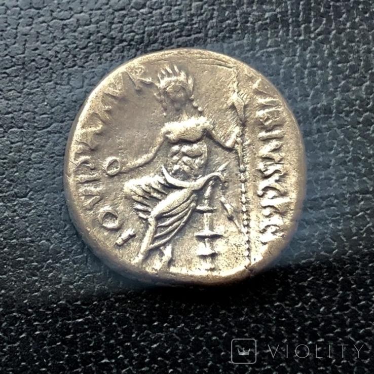 Денарій, 48 р до РХ, C.Vibius Pansa, фото №3