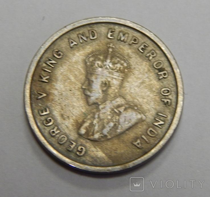 5 центов, 1920 г Стреитс Сеттлмент, фото №3