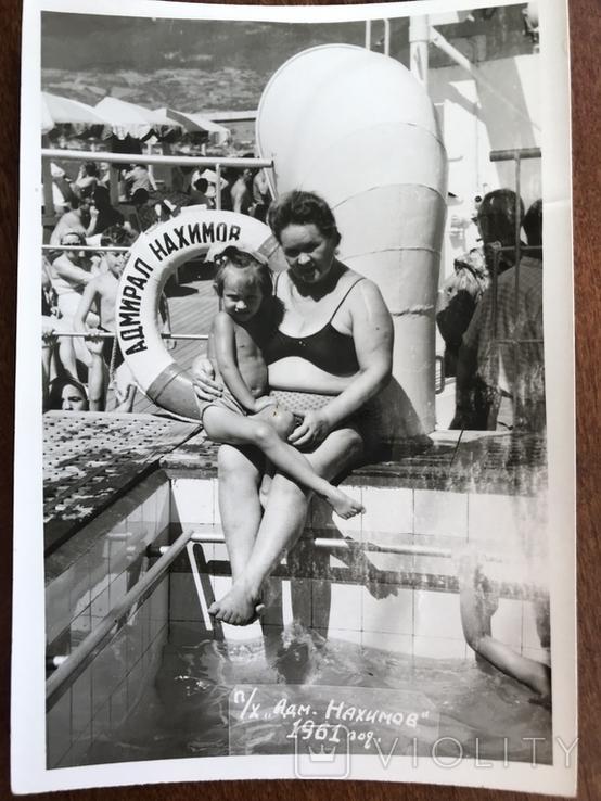 1961 Одесса Адмирал Нахимов, фото №6
