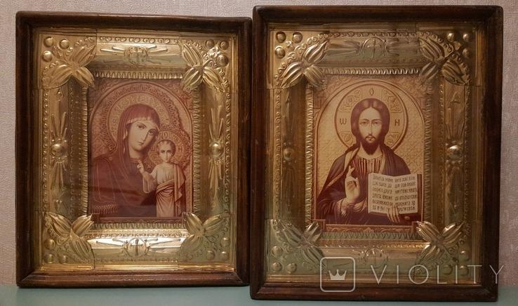 Иконы (венчальная пара), фото №2