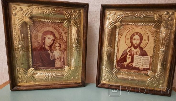 Иконы (венчальная пара), фото №10