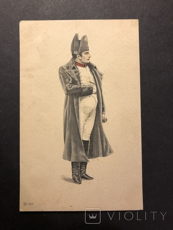 Наполеон. Гравюра, фото №2