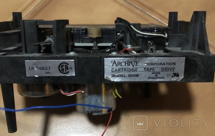 Кассета 60Mb 3М с частью привода., фото №4
