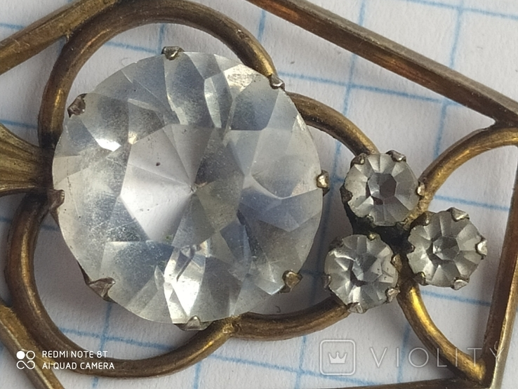 Подвеска, кулон серебро 875 проба, фото №5