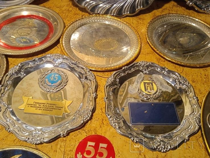 Призовые тарелки и Кубок, фото №5