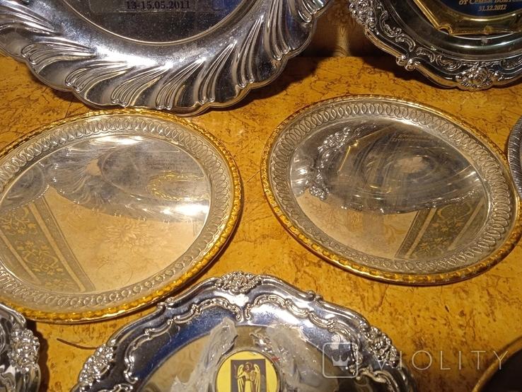 Призовые тарелки и Кубок, фото №8