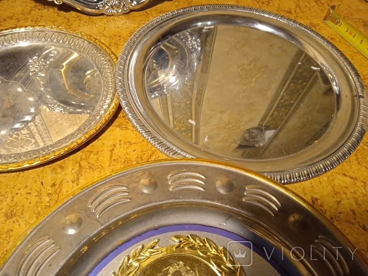 Призовые тарелки и Кубок, фото №9
