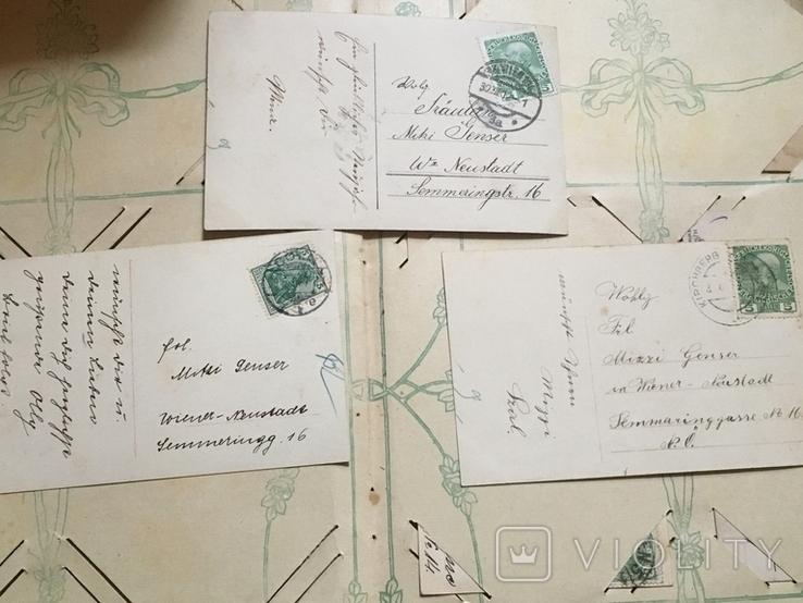 Три поздравительные открытки с детками, фото №9