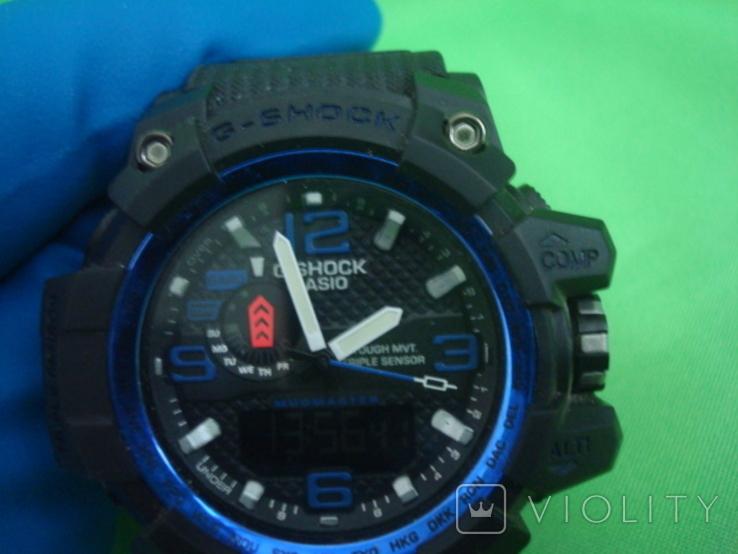 Наручные часы Casio G-Shock на ходу, фото №3