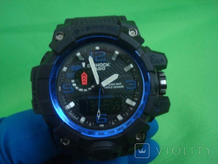 Наручные часы Casio G-Shock на ходу, фото №4
