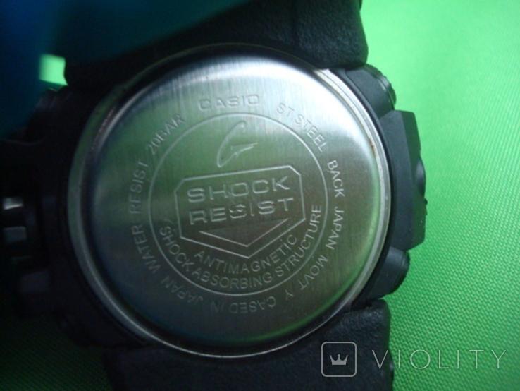 Наручные часы Casio G-Shock на ходу, фото №9