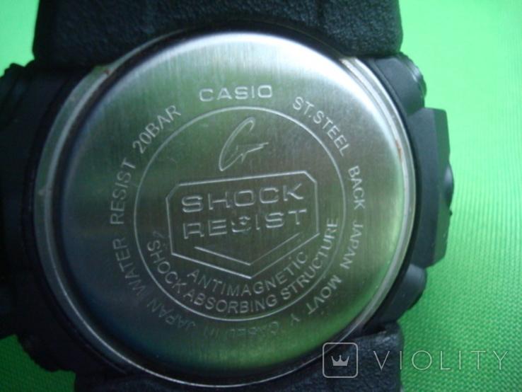 Наручные часы Casio G-Shock на ходу, фото №11