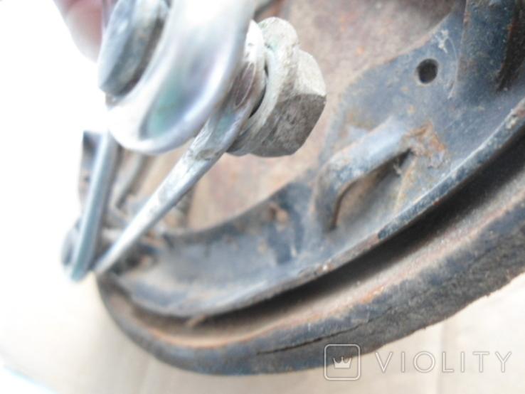 Старое Седло для мото или велосипеда № 1, фото №9