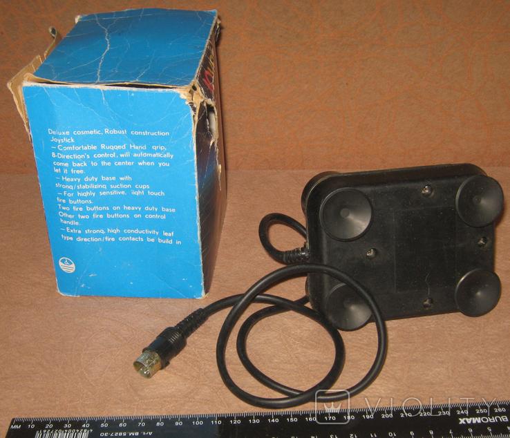 Джойстик начала 90-х в стиле Atari Competition, фото №3