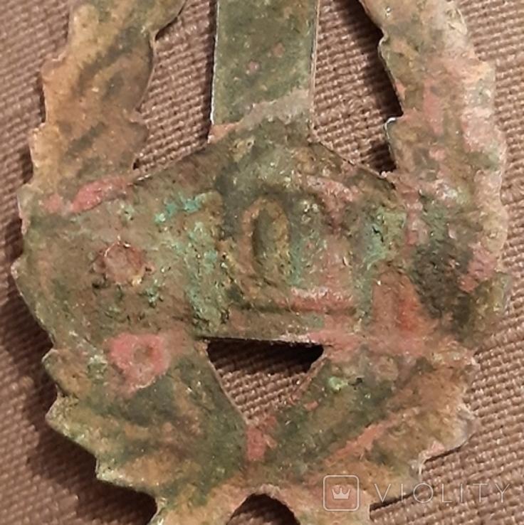 Знак Польского корпуса охраны пограничья (KOP), фото №3