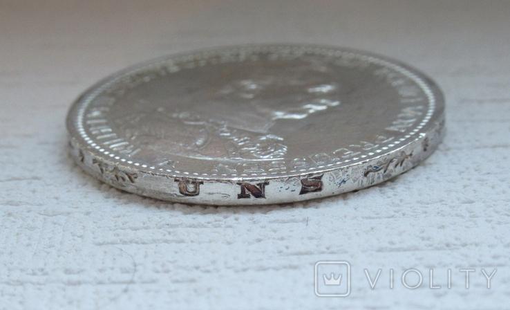 5 марок 1914 г. Пруссия, серебро, фото №12