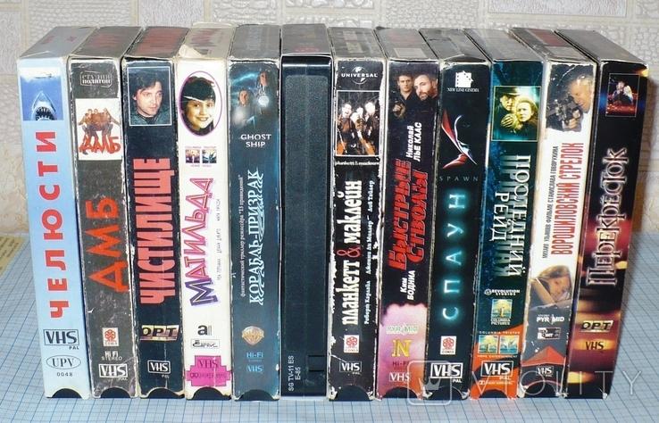 Видеокассеты 12 штук (2)., фото №3