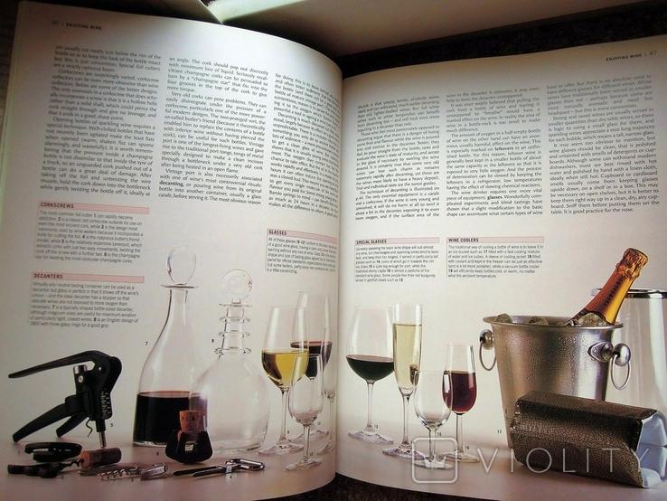 Книга The World Atlas of Wine, Hugh Johnson 2007 атлас вино, большая книга вина, фото №12