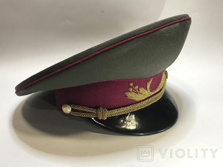 Фуражка генеральская, фото №2