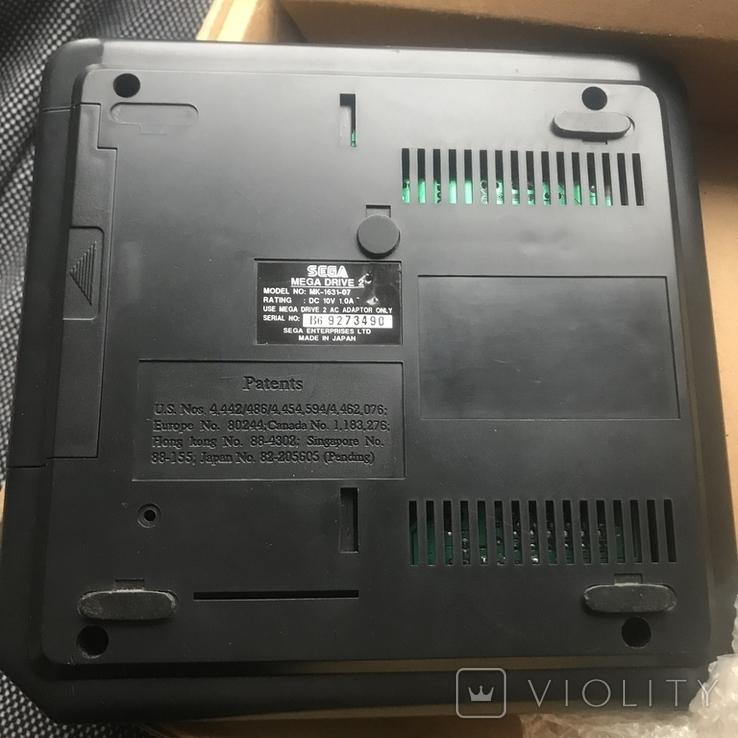 Sega 2 в коробке и доками, фото №7