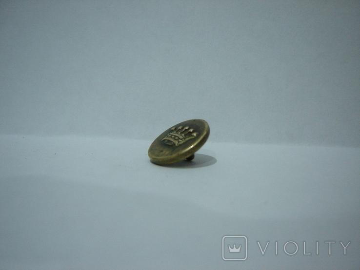Пуговица с короной Extra Fein, фото №8