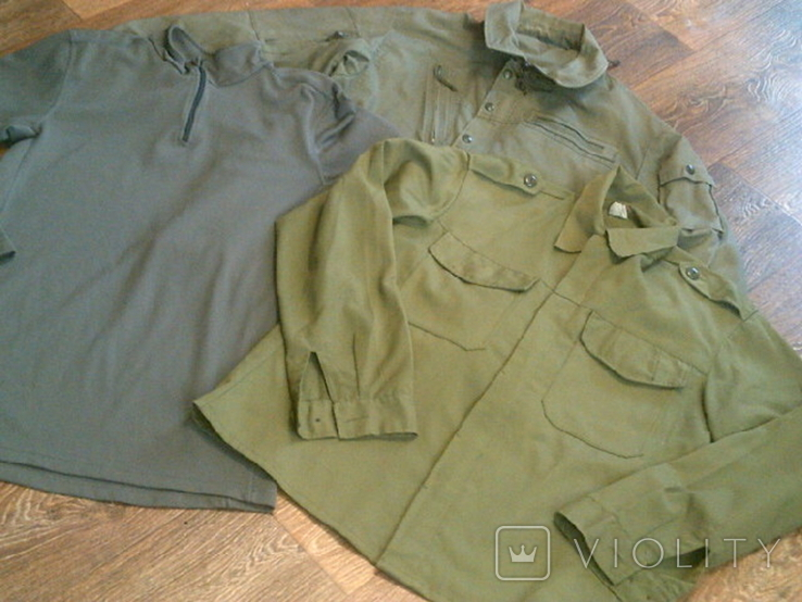 Защитный комплект (куртка ,свитер ,рубашка), фото №6