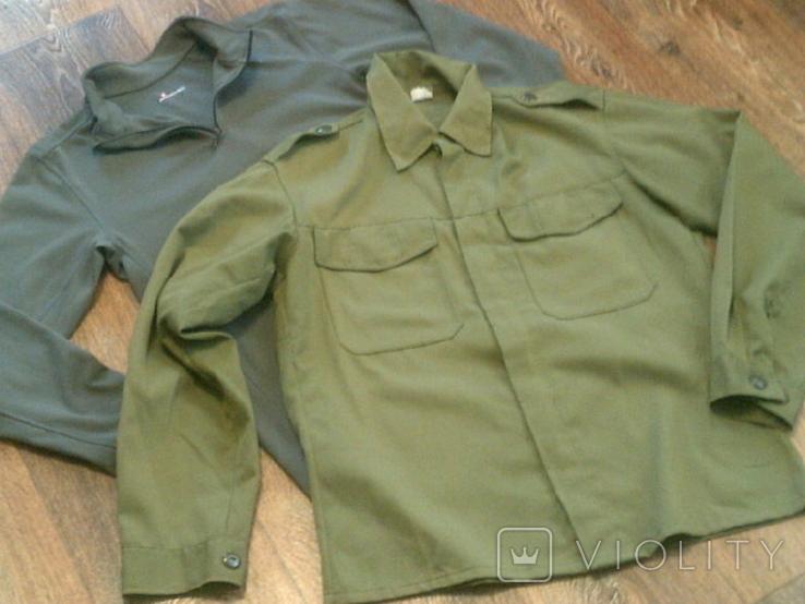 Защитный комплект (куртка ,свитер ,рубашка), фото №11