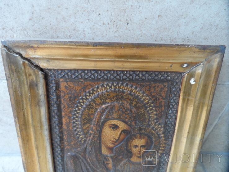 Икона 19 х 23 см, фото №6