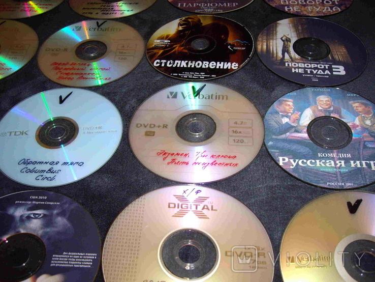 DVD диски фильмы, фото №5