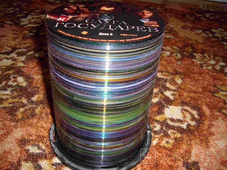 DVD диски фильмы, фото №6