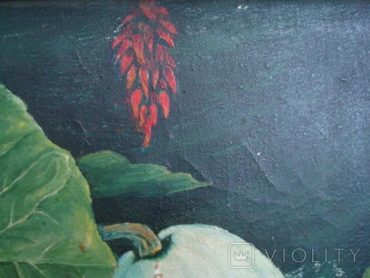 Натюрморт худ.П.Ф. Максименко 1987г., фото №6