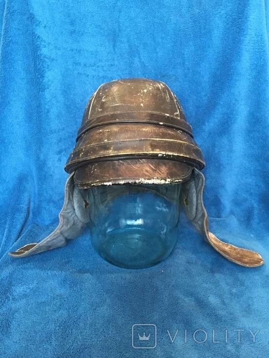 Шлем авиатора воздухоплавателя ПМВ, фото №2