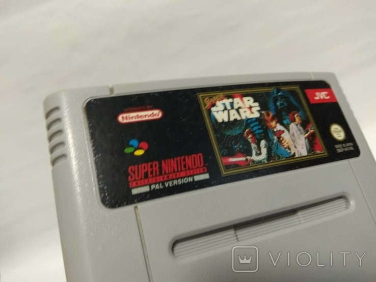 Super NINTENDO - Star Wars, фото №3