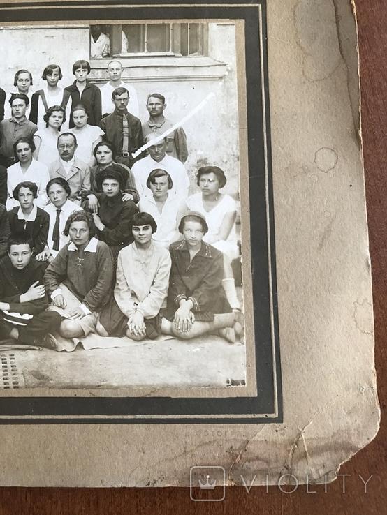 1930 Одесса Школа 28 Ученики, фото №4