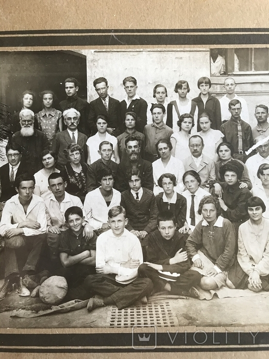 1930 Одесса Школа 28 Ученики, фото №6