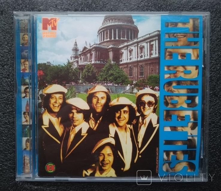 The Rubettes. History / CD виробництва Німеччини, фото №2