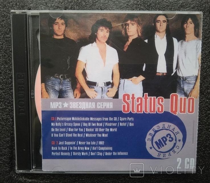 Статус Кво. Подвійний альбом / Status Ouo. 2CD, фото №2