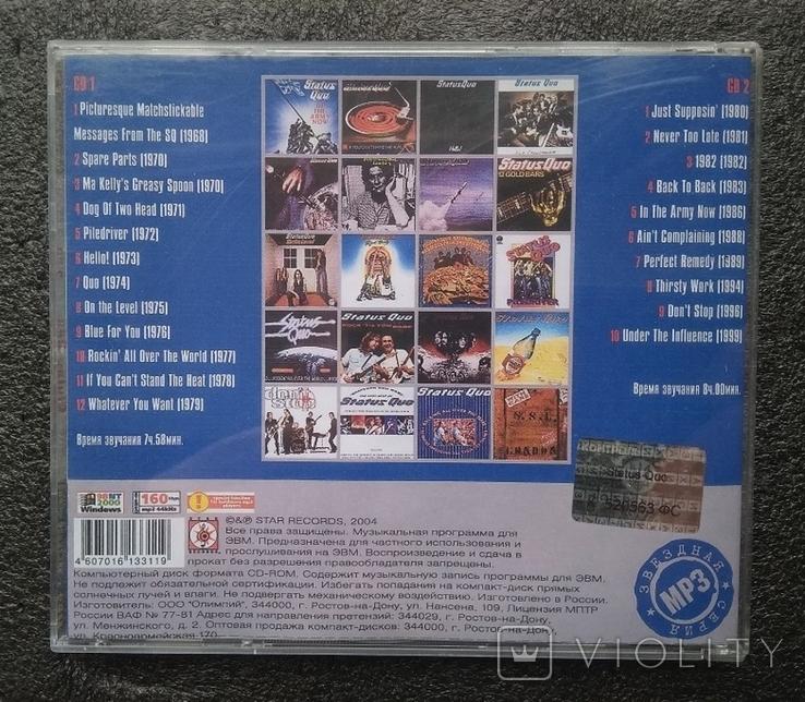 Статус Кво. Подвійний альбом / Status Ouo. 2CD, фото №4