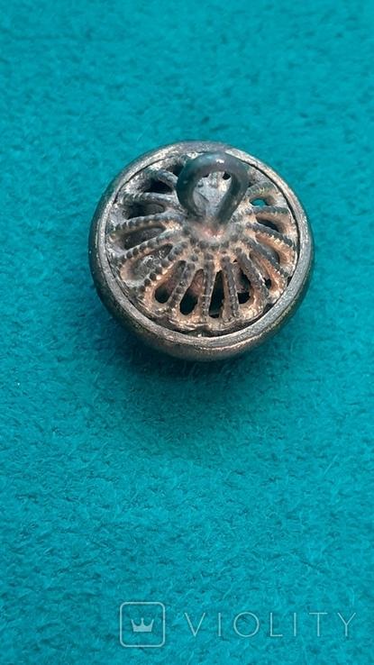 Пуговица кафтанная малая., фото №4