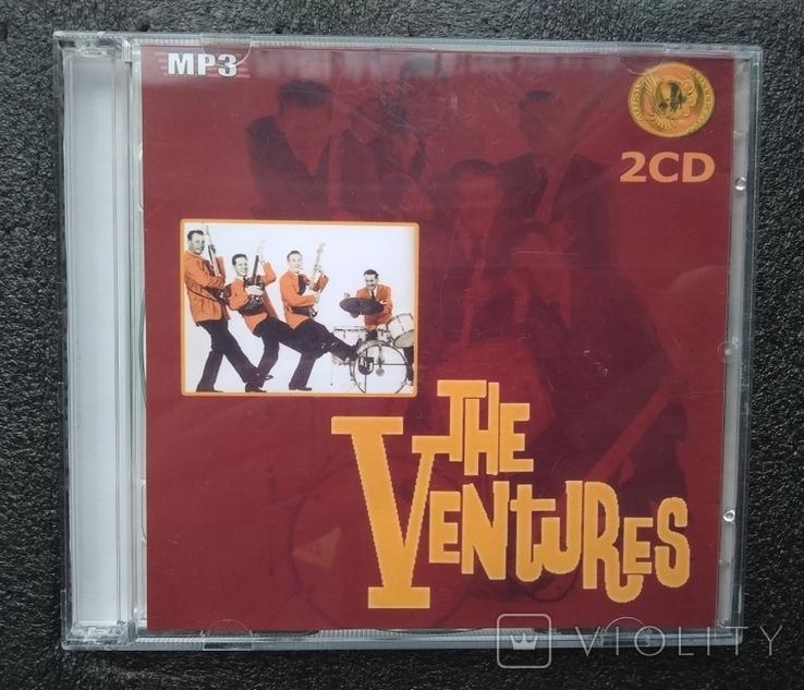 Венчерз. Подвійний CD-альбом / The Ventures. 2CD, фото №2