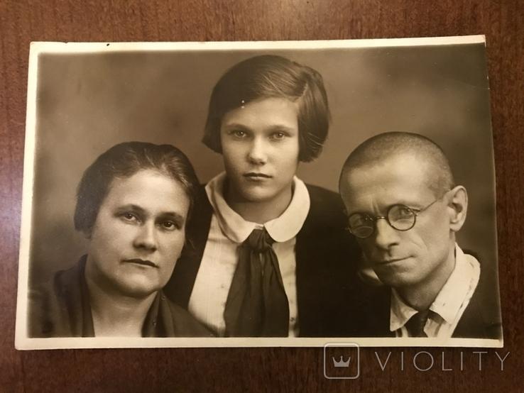 1936 Одесса Семья, фото №3