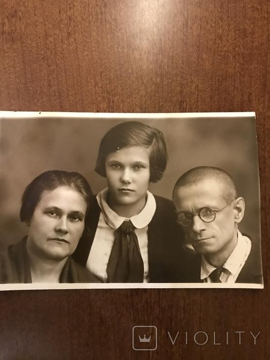 1936 Одесса Семья, фото №4