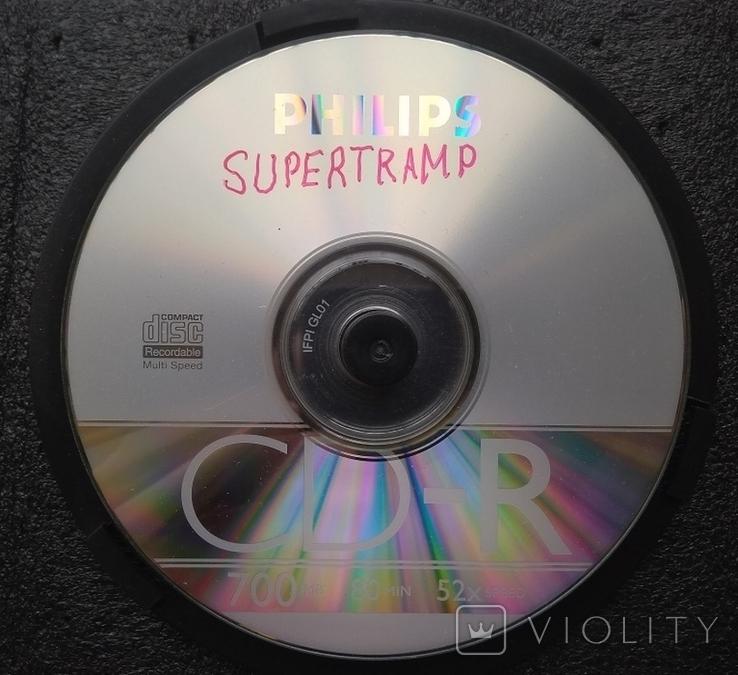 """""""ВОХ"""" №5. Рок-гурти та виконавці. 10 СD-дисків. Від """"Deep Purple"""" до """"Supertramp"""", фото №11"""