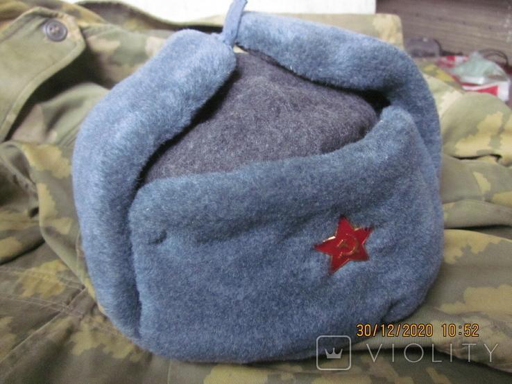 Шапка солдатского состава. Союз., фото №2