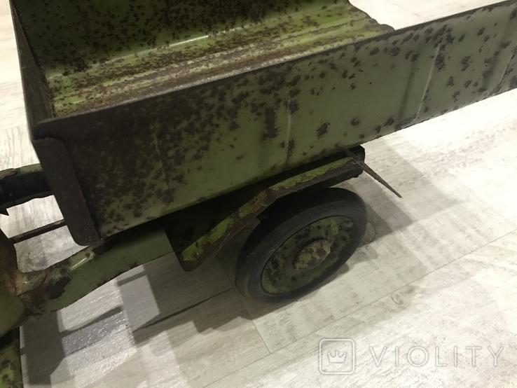 Грузовой автомобиль Запорожец начала 60х годов, фото №4