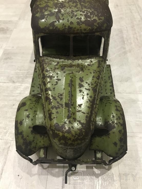 Грузовой автомобиль Запорожец начала 60х годов, фото №5