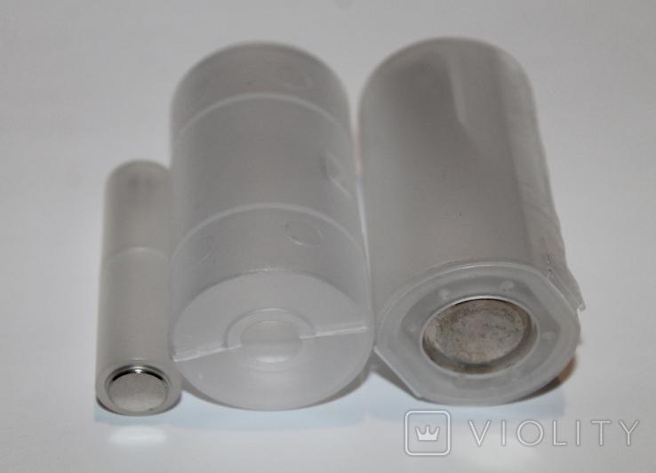 Переходники под батарейки 3 шт (3588), фото №4